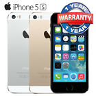 Apple iPhone 5s 16GB 32GB 64GB Unlocked SIM Free Smartphone Various Colours