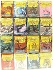 Mtg. Lot of 5 Packs 100ct Dragon Shield Deck sleeves (you choose the colors)