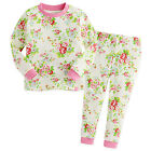 "Vaenait Baby Toddler Kids Girls Clothes Floral Pajama Set ""Iris Pink"" 12M-7T"