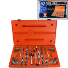 High Quality 76 Piece SAE/MM Tap and Die Set Neiko Metric and Standard Hexagon