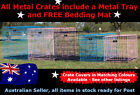 """Metal Collapsible Pet/Dog/Cat Crate/Cage 30"""""""