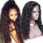 """8A Grade sweet Anne Best curly wigs full/front lace wig remy human hair 10""""-22"""""""