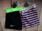 "Nike Pro Core Women's 3"" Compression Shorts 3-Inch Running Training Gym Fitness"