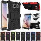 Hybrid Rubber Rugged Shockproof Stand PC+TPU Case Cover For Samsung Galaxy J320