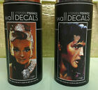 Elvis Presley Audrey Hepburn Wall Decal Large YOU CHOOSE Stephen Fishwick NIB