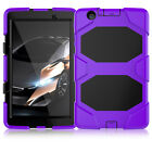 "For LG G Pad X 8.0 V521/Gpad 3 8"" V520 Shockproof Case Hard Cover + Stylus Pen"