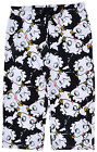 Betty Boop PJ Pants Pajama Capri Womens Black White Authentic Sleepwear S-XL $12.74 USD