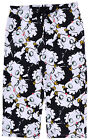 Betty Boop PJ Pants Pajama Capri Womens Black White Authentic Sleepwear S-XL $15.97 CAD