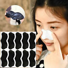 10pcs Nose Pore Cleansing Strips Blackhead Remover Peel Off mask/Nose Sticker