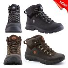 Super Safety Work Boots Men Leather Waterproof Shoe Durable Comfort Job Sites Nw
