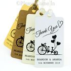 Personalised Our Love Story Wedding Favour Gift Tags