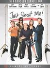 Just Shoot Me - Seasons 1  2 (DVD, 2004, 4-Disc Set)