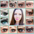 FRESHTONE BLENDS COLORED CONTACT CIRCLE LENSES BIG DOLLY EYES-FREE CASE