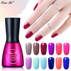 Beau Gel 7ml Soak off UV LED Nail Gel Polish Base Top Coat Nagellack Nagelgel