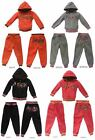 Jogging Tracksuit Girl Sweat Zipped Hoodie 2 Poches Fleece 2 to 12ans
