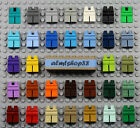 LEGO - Minifigure Legs - PICK YOUR COLORS - Plain Solid Pants Body Parts Hips
