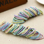 100PCS& Cute Kids Girl Elastic Tiny Hair Tie Band Rope Ring Ponytail Holder Lots