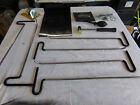 USED PAINTLESS DENT REPAIR KIT, CAR BODY PANEL DENT REMOVAL TOOL PLUS EXTRAS.