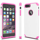 Luxury Shockproof Rugged Rubber Hard Case Cover For Apple iPhone 7 6S Plus + фото
