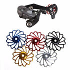 11T 13T MTB Bike Aluminum Ceramic Bearing Jockey Wheel  Pulley  Rear Derailleur