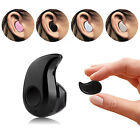 In-ear Wireless Bluetooth Headset Mini Stereo Headphone Earphone Earpiece w/ Mic