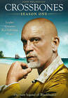 Crossbones: Season One (DVD, 2014, 2-Disc Set) John Malkovich
