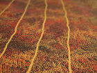 "ABORIGINAL ART PAINTING by KATHLEEN PETYARRE ""BUSH SEEDS"""