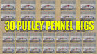 sea fishing 30 pulley pennel rigs