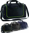 Quadra Gym Kit Bag With Strap - Strong 600D Polyester - 30 Litres - 47x30x27cm
