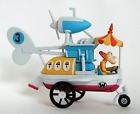 Convert A car - Wacky Races Hanna Barbera Limited Figure by Konami from Japan