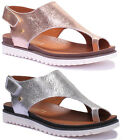 Justin Reece 7220 Womens Leather Matt Sandals