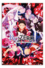 Re-Zero Anime Key Art Poster New - Maxi Size 36 x 24 Inch
