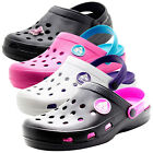 Ladies Surf 2 Beach CLOGS Womens Garden Sandal Water Proof Mules Casual Shoes