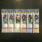 1991 San Diego Chargers Knudsen Bookmarks Set Junior Seau, Anthony Miller $9.99 USD