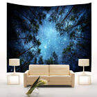 Starry Sky Mandala Tapestry Indian Wall Hanging Bohemian Hippie Throw Dorm Decor