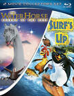 Surfs Up/The Water Horse: Legend of the Deep (Blu-ray Disc)Brand New Sealed