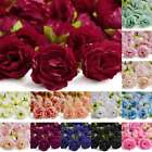 50pcs Artificial Cherry Blossom Flower Heads 40mm Wedding Party Decoration FBHS6