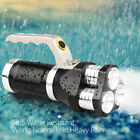 10000LM Rechargeable 3x T6 LED Searchlight Tactical Flashlight Torch Spotlight