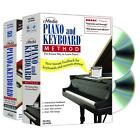 eMedia Piano and Keyboard Method Deluxe for Windows/Macintosh, 2 CD-ROM Set