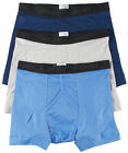 NEW Jockey 8802 Staycool Men's Classic Boxer Brief - 3 Pack S M L XL 100% Cotton