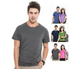 Men Women Quick Drying Breathable Outdoor Sports Shorts Sleeve T-Shirt Shirt New
