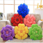 plush toy stuffed doll rose flower soft sofa pillow chair cushion baby lover 1pc