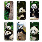 Cute Panda Protective Case Cover for iPhone 6S/7/7 Plus Samsung Galaxy Dreamed