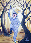 Mad Max by J.K. McGreens Where The Wild Things Are Artwork Canvas Fine Art Print