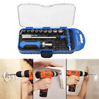 Precision Screwdriver Tool Set Kit Ratchet Wrench Batch Head Hand Tool With Case