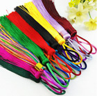 "22 colours - 5"" (12cm) Fashion Craft Long Tassel Fringe Pendant Tassel Trim (B1)"