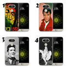 Elvis Presley Marilyn Monroe Bob Marley Rock  Case Cover for LG G5 G6 Phones