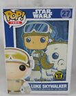 Funko Pop! Tees Disney Star Wars LUKE SKYWALKER Exclusive T-Shirt Standee #27