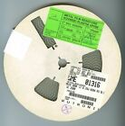 SMD Resistors ISKRA Rolle mit 2500 Stk. 2500 pcs - Auswahl / for choice