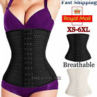 Slimming Body Waist Shaper Corset Training Trainer Tummy Tight Cincher Girdle UK